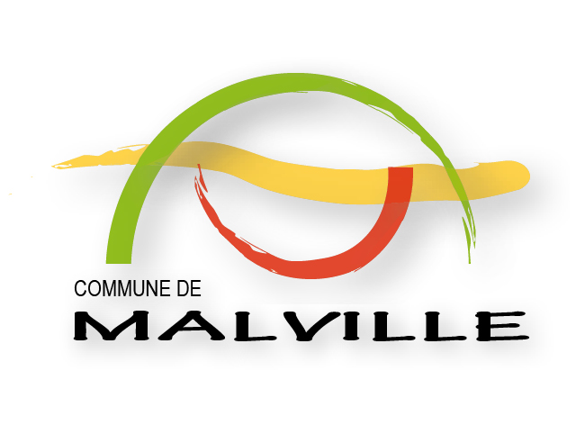Logo officiel malville