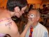 le-clown-bruno-se-prepare